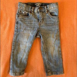 Cat & Jack jeans 18M